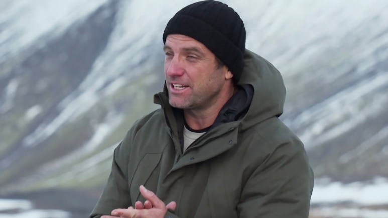 tj lavin speaks to the challenge double agents competitors