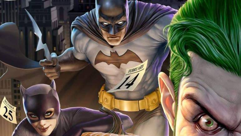Batman: The Long Halloween releases photos for Part 1