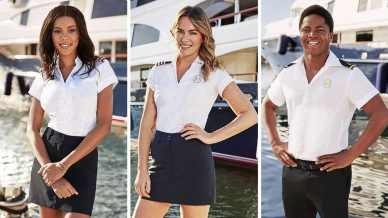 Below Deck Mediterranean Season 6 crew members are the most diverse in franchise history.