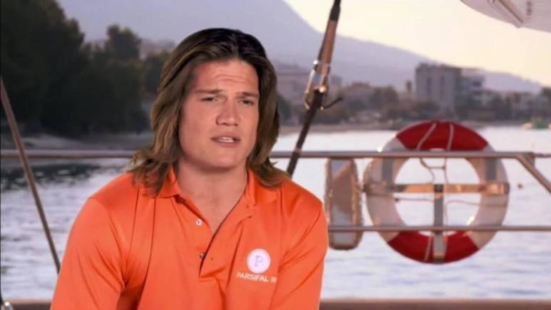Gary King talks Below Deck Sailing Yacht boat crash.
