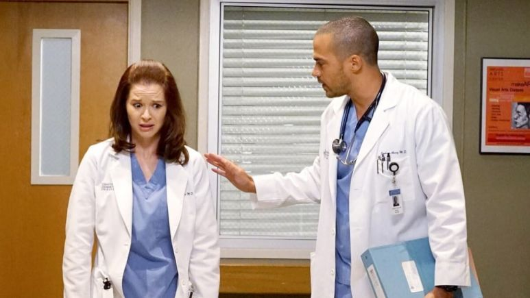 Jackson And April Grey's Anatomy