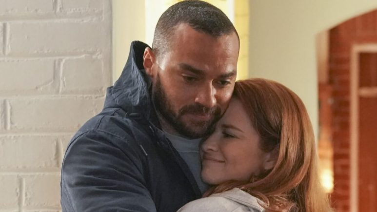 Jackson April Hug