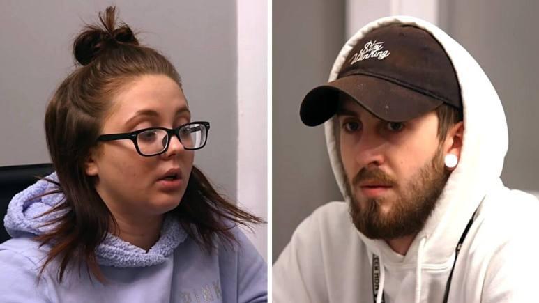 Jade Cline and Sean Austin of Teen Mom 2