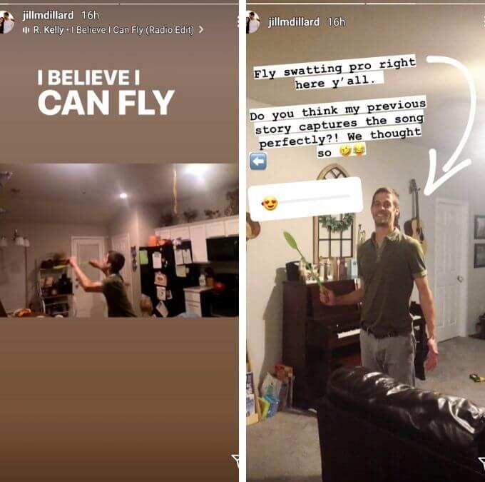 Jill Duggar on Instagram