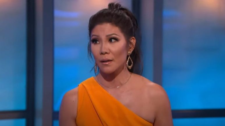 Julie Hosts BB Again
