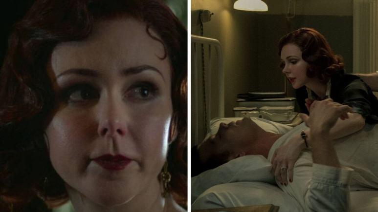 Images of Meg Steedle in Jupiter's Legacy.