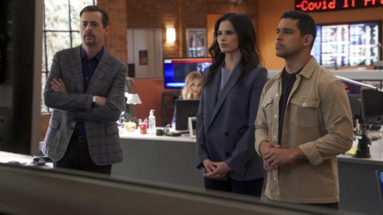 Katrina Law Joins NCIS Cast