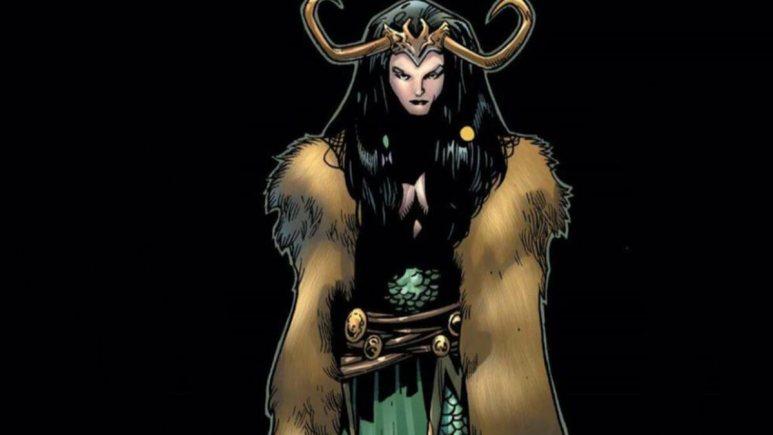 Lady Loki from Marvel Comics