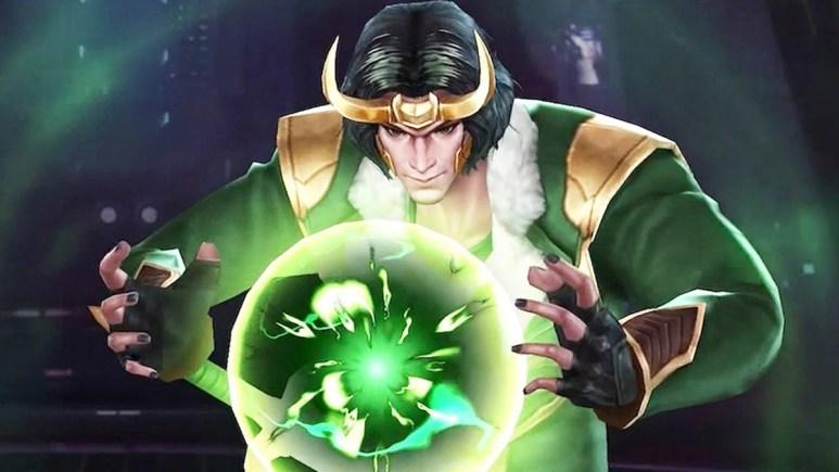 Loki the Agent of Asgard