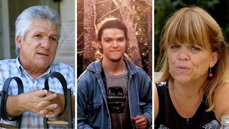 Matt, Jacob and Amy Roloff of LPBW