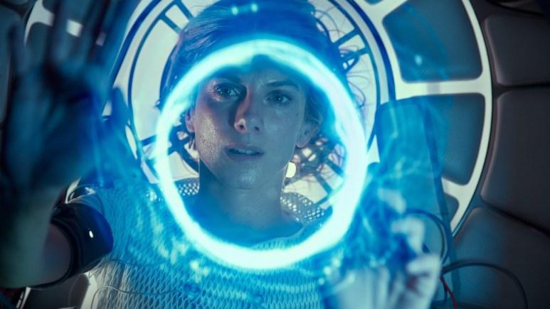 Melanie Laurent as Omicron 267 in Oxygen.