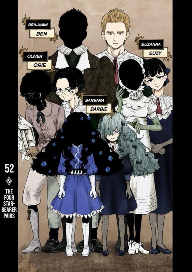 Shadows House Manga English