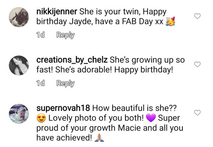 Maci Bookout of Teen Mom OG on Instagram