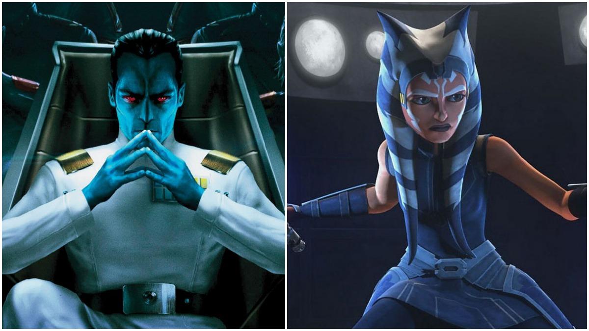 Star Wars EU Characters