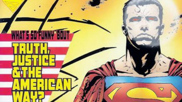 Superman What's So Funny About Truth, Justice & The American Way