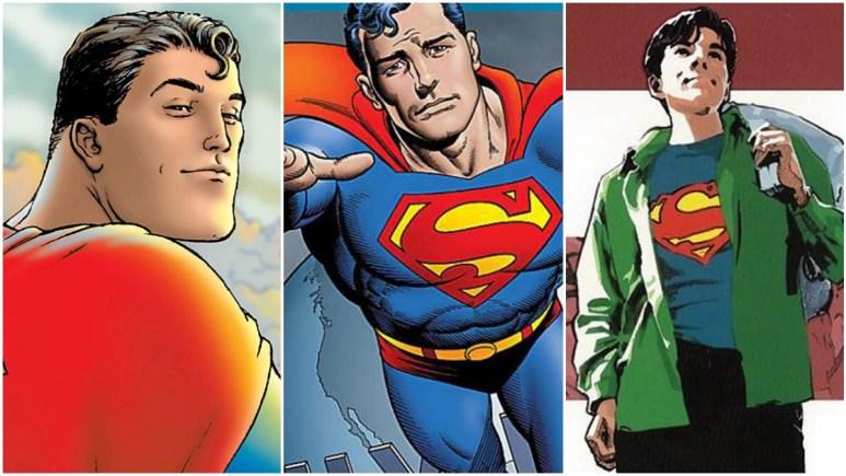 Superman stories