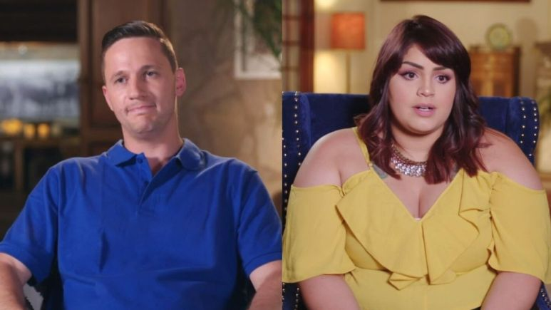 Tiffany and Ronald from 90 Day Fiance: Happily Ever After?