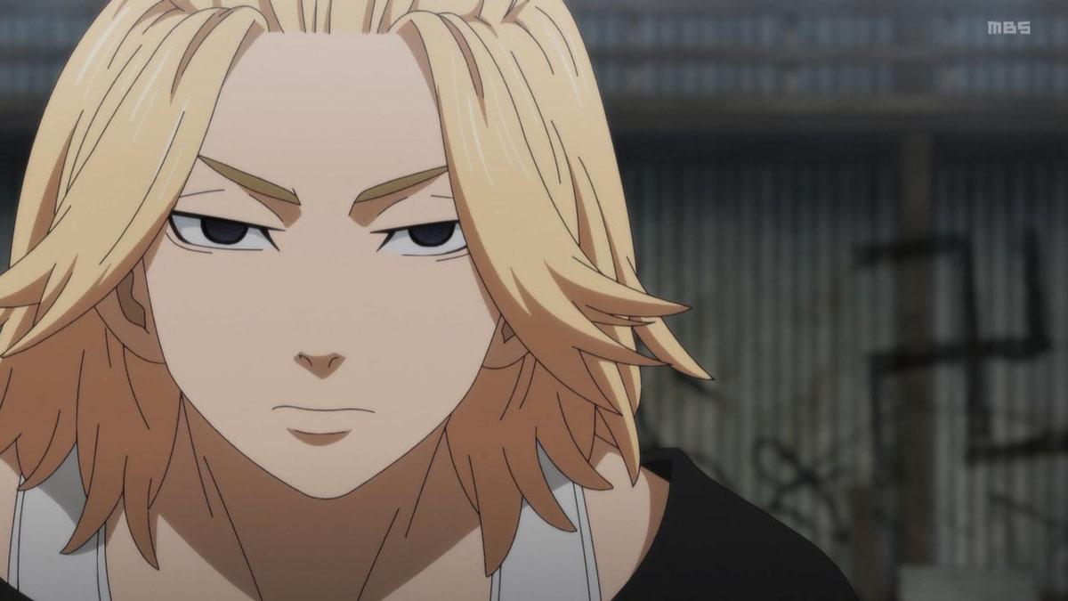 Tokyo Revengers Episode 7 Uncensored Manji Symbol