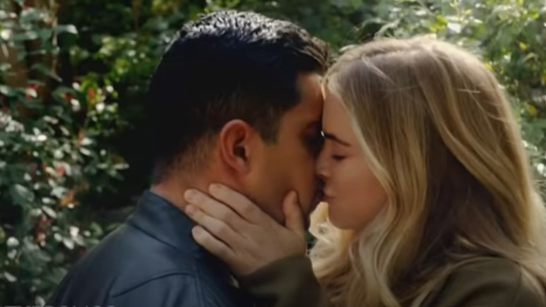 Torres And Bishop NCIS Kiss