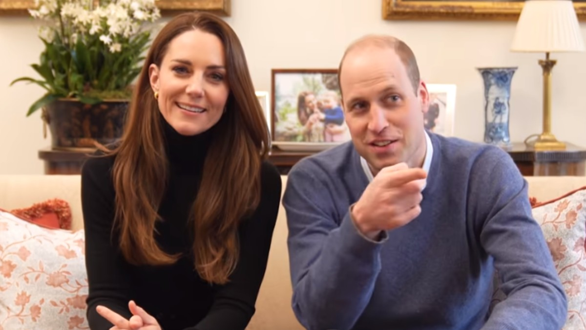 William and Kate on YouTube