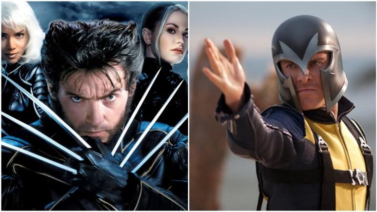 X-Men 2 and X-Men: First Class