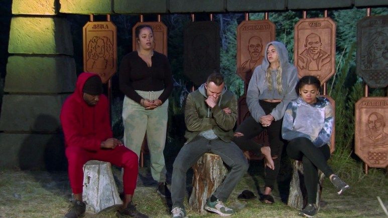 cast members vote in the challenge all stars episode 7