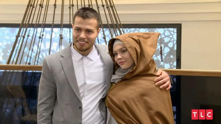90 Day Fiance: Before the 90 Days stars Avery and Omar.