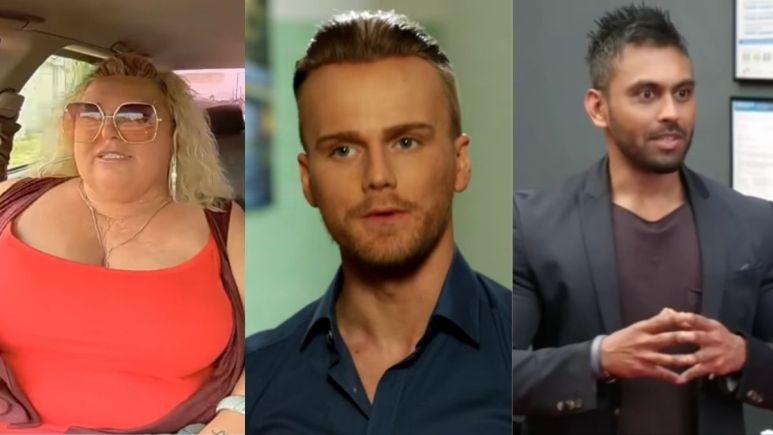 Angela, Ash, and Jesse