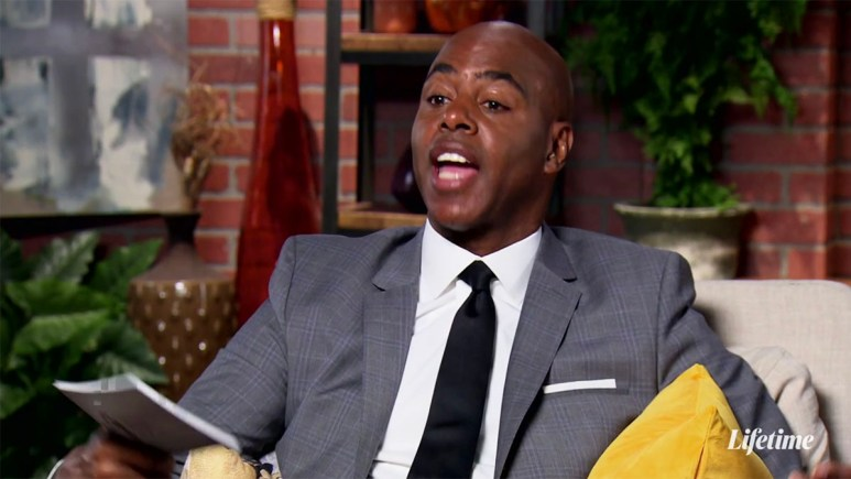 Married at First Sight host Kevin Frazier
