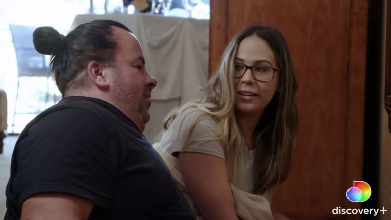 90 Day: The Single Life star Big Ed says he's in a rough spot with Liz.