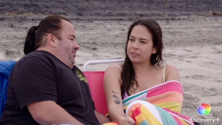 Reality TV star Big Ed talks past relationship with Liz Woods after their breakup