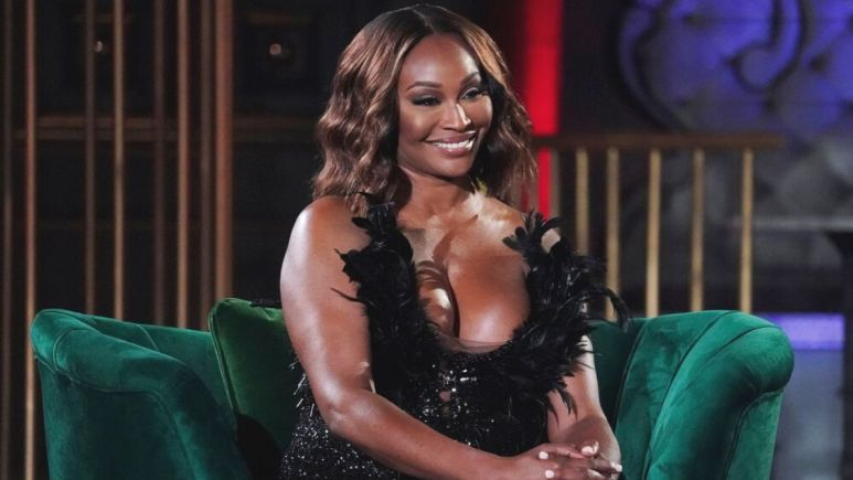 RHOA star Cynthia Bailey shares a few details about the recently filmed Housewives All Stars