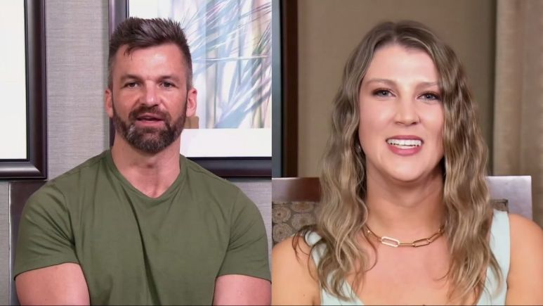 MAFS stars Haley and Jacob will face off one last time before making their finale decision