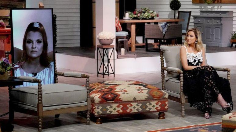 RHOD star Brandi Redmond gets emotional as she addresses husband's cheating scandal