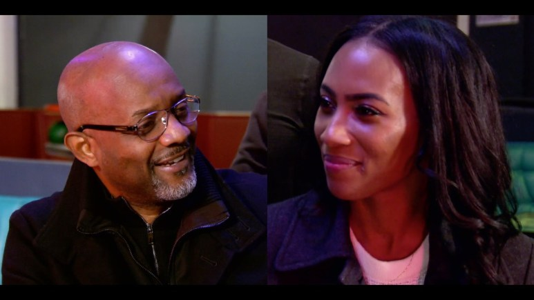 Pastor Cal and Danielle on MAFS Unmatchables