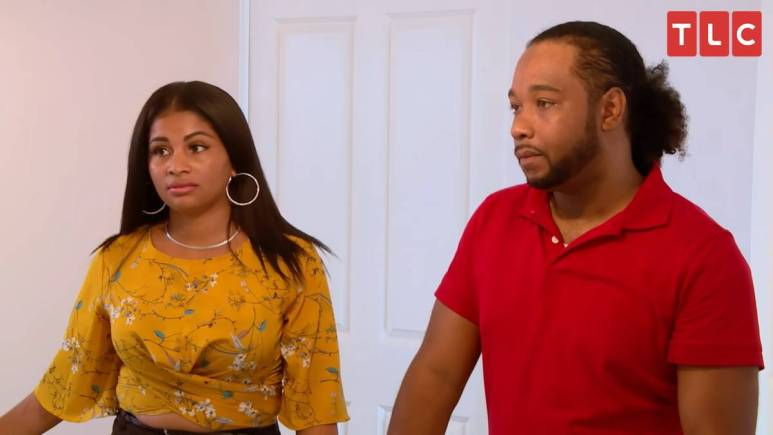 Robert and Anny film for 90 Day Fiance