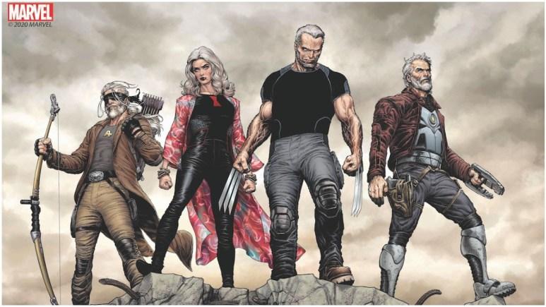 Marvel Avengers of Wasteland