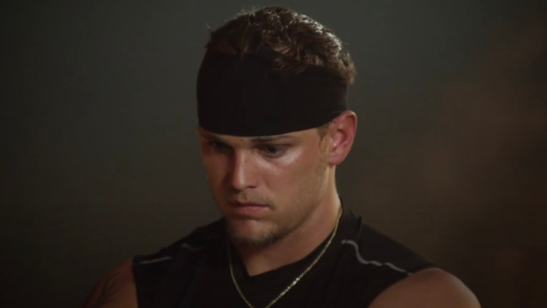 the challenge star hunter barfield in final reckoning