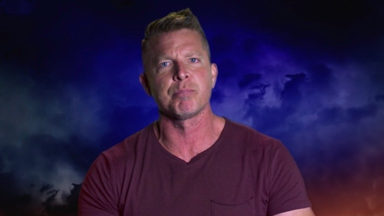 mark long during the challenge all stars episode 7