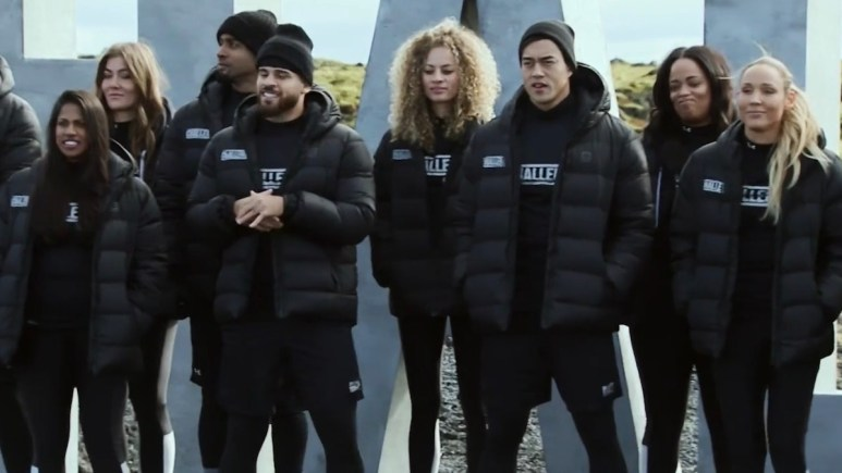 the challenge double agents cast members