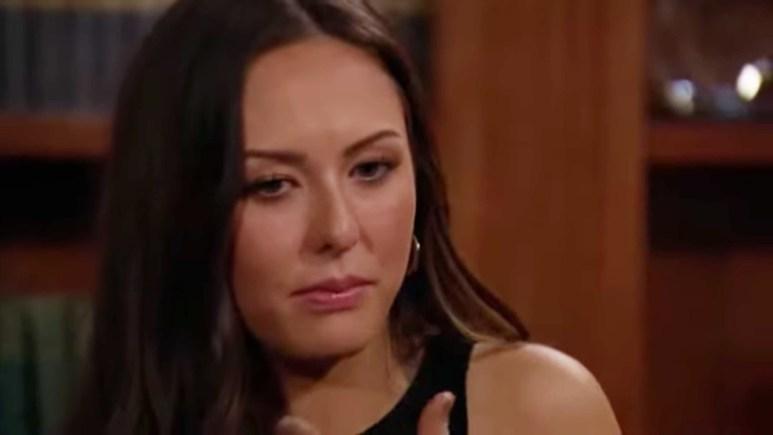 Abigail Heringer on Bachelor.