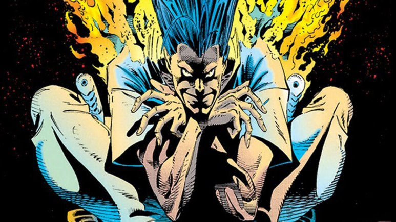 David Haller as Legion in X-Men