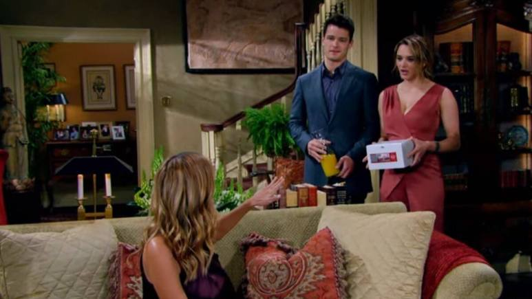 The Young and the Restless spoilers tease Kyle and Summer's wedding plans.