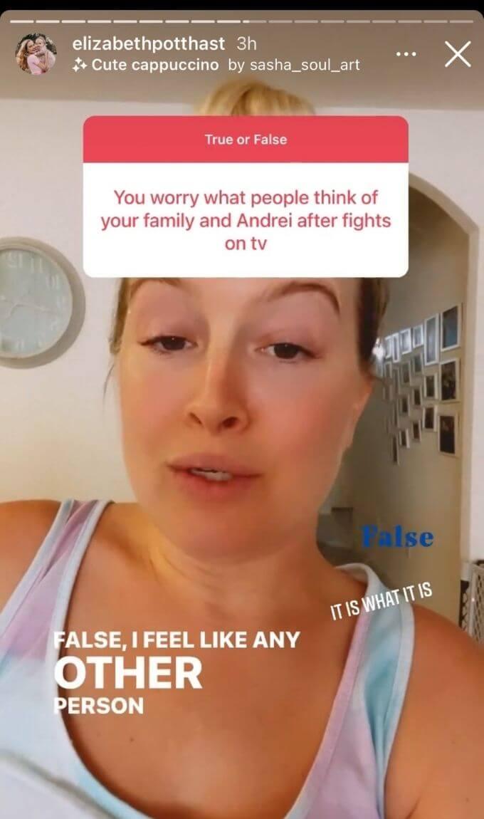 Elizabeth Potthast responds to fan questions