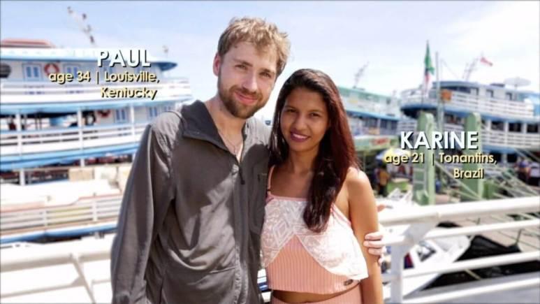 Paul and Karine