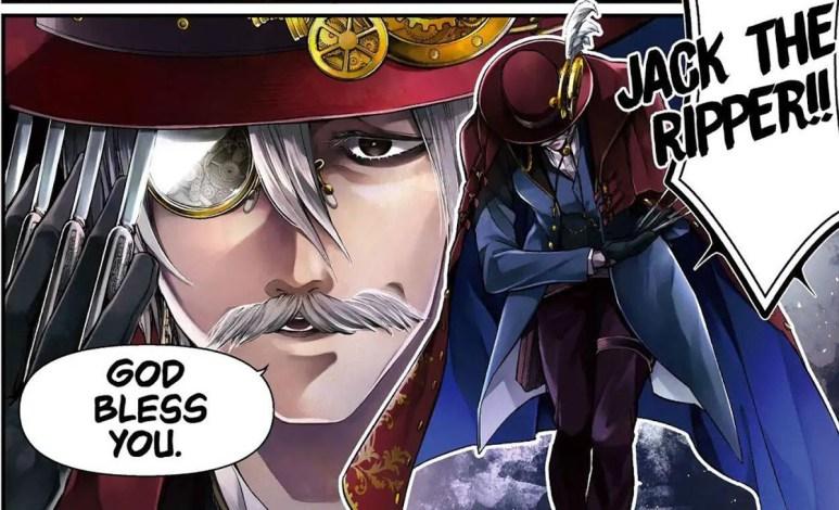 Shuumatsu no Valkyrie Jack the Ripper