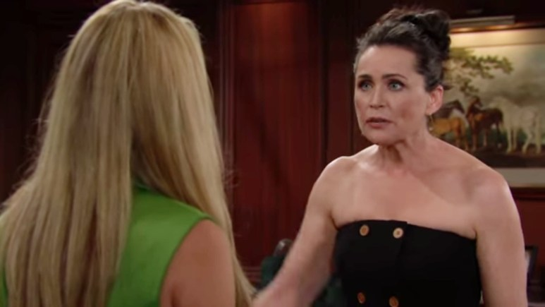 Rena Sofer on The Bold and the Beautiful.