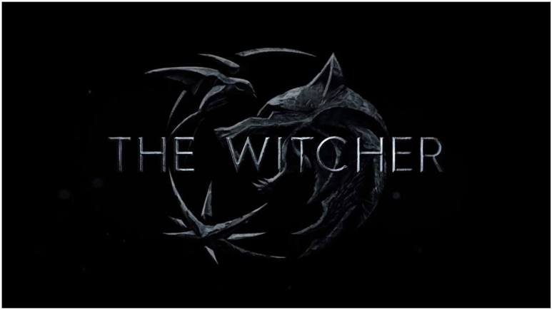 Logo for Netflix's The Witcher