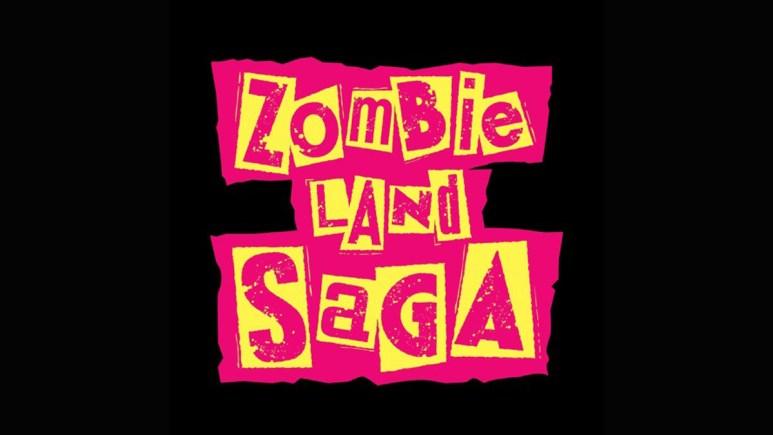 Zombieland Saga logo