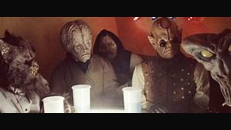 Aliens in Star Wars